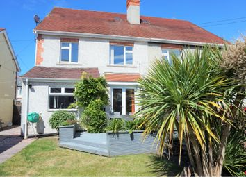 Thumbnail 5 bed semi-detached house for sale in Kinmel Avenue, Abergele