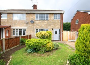 Thumbnail 3 bed semi-detached house to rent in Newfield Avenue, Moorends, Doncaster
