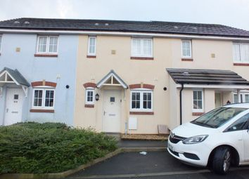 Thumbnail 2 bed terraced house to rent in Belfrey Close, Milford Haven, Pembrokeshire