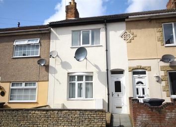 Thumbnail 3 bed terraced house to rent in Redcliffe Street, Rodbourne, Swindon