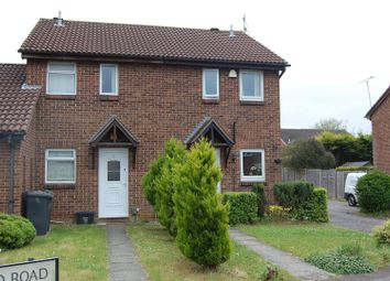Thumbnail 2 bed terraced house for sale in Springfield Road, Barton Hills, Luton