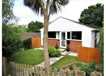 Thumbnail 2 bedroom detached bungalow for sale in Lake Avenue, Teignmouth