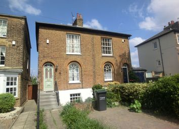 Thumbnail 3 bedroom semi-detached house to rent in South Hill Road, Gravesend