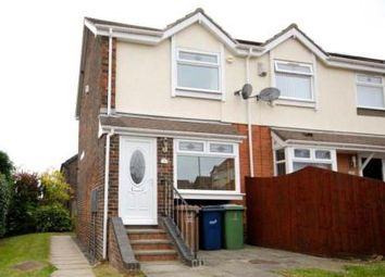 Thumbnail 2 bed semi-detached house to rent in Brisbane Street, Sunderland