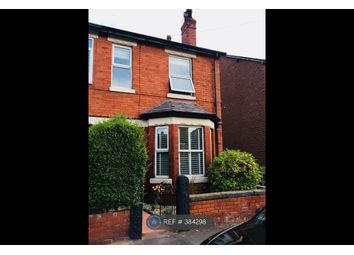Thumbnail 3 bed semi-detached house to rent in Dargle Road, Sale