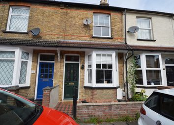 Thumbnail 3 bed terraced house for sale in Marlborough Road, Chelmsford