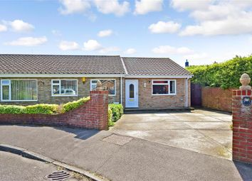 Thumbnail 4 bed semi-detached bungalow for sale in Ladygarne Road, West Hougham, Dover, Kent