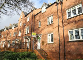 Thumbnail 4 bed town house for sale in Riverside Crescent, Hall Yard, Tean