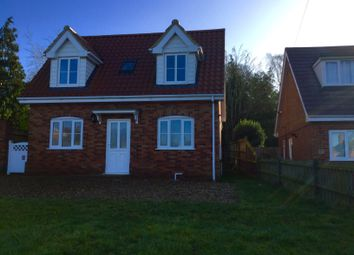 Thumbnail 3 bed detached house to rent in Norwich Road, Wroxham