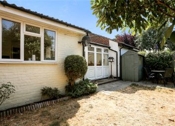 Thumbnail 1 bed terraced bungalow for sale in Inwood Court, Rodney Road, Walton-On-Thames, Surrey