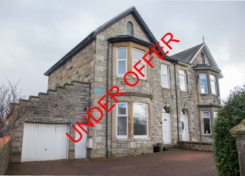 Thumbnail 5 bed semi-detached house for sale in Sorbie Road, Ardrossan