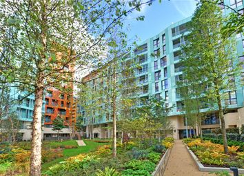 Thumbnail 2 bed flat for sale in Poldo House, 24 Cable Walk, London