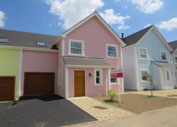 Thumbnail 4 bedroom semi-detached house for sale in Langdons Way, Tatworth, Chard