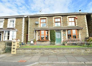 Thumbnail 4 bed detached house for sale in High Street, Tonyrefail, Porth