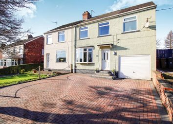 Thumbnail 5 bedroom semi-detached house for sale in Messingham Road, Bottesford, Scunthorpe