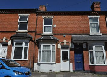 Thumbnail 2 bed terraced house for sale in Hazelwell Road, Birmingham