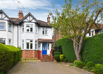 Thumbnail 3 bed semi-detached house to rent in Station Road, Amersham, Buckinghamshire