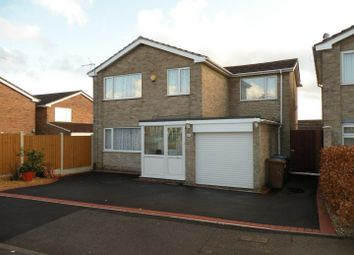 Thumbnail 4 bed property to rent in Woodhall Drive, Littleover, Derby