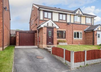 Thumbnail 3 bed semi-detached house to rent in Malpas Avenue, Wigan