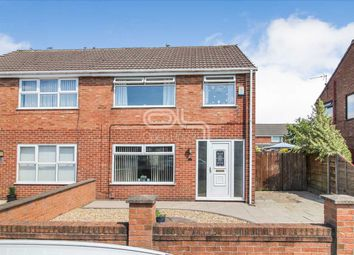 Thumbnail 3 bed semi-detached house for sale in Ashby Road, Hawkley Road, Wigan