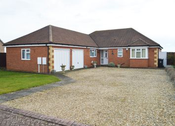 Thumbnail 4 bed detached bungalow for sale in The Rides, Langtoft