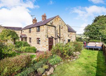 Thumbnail 3 bedroom detached house for sale in Ffordd Necwys, Treuddyn, Mold, Flintshire
