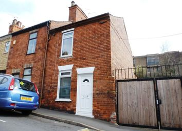 Thumbnail 2 bed end terrace house to rent in Victoria Street, West Parade, Lincoln