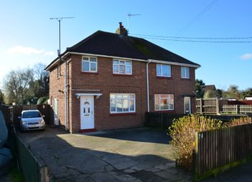 Thumbnail 3 bed semi-detached house for sale in Mill Lane, Trimley St. Martin, Felixstowe