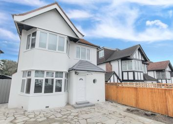 Thumbnail 3 bedroom detached house to rent in Edgeworth Avenue, London