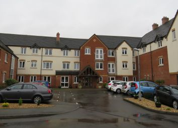 Thumbnail 2 bed flat for sale in Pettifor Court, Bradgate Road, Anstey, Leicester, Leicestershire