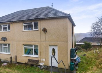 Thumbnail 2 bedroom end terrace house for sale in High View Way, Glyncoch, Pontypridd