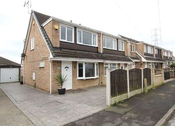 Thumbnail 3 bedroom semi-detached house for sale in Hargreaves Avenue, Stanley, Wakefield, West Yorkshire