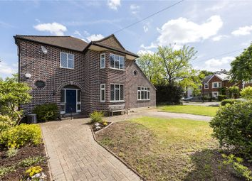 Thumbnail 3 bedroom detached house for sale in Broomfield Road, Teddington