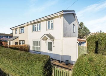 Thumbnail 3 bed semi-detached house for sale in Avebury Road, Ashton Vale, Bristol