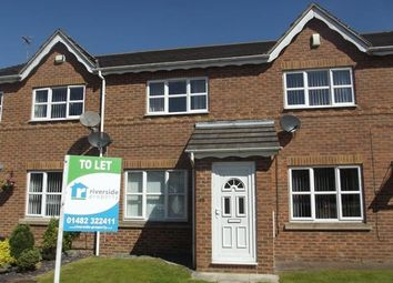 Thumbnail 2 bed town house for sale in Mast Drive, Victoria Dock, Hull