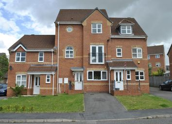 Thumbnail 3 bed town house for sale in Pipistrelle Way, Oadby
