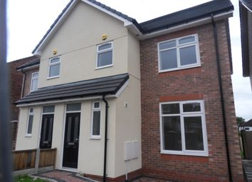 Thumbnail 3 bed semi-detached house to rent in Shaw Lane, Whiston, Prescot