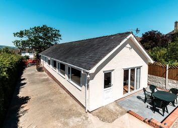 Thumbnail 3 bed detached bungalow for sale in Quarry Lane, Llandrindod Wells