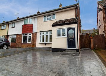 2 bed terraced house for sale in Martock Avenue, Westcliff-On-Sea SS0