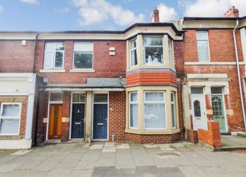 Thumbnail 1 bed flat to rent in Queen Alexandra Road, North Shields