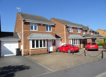 Thumbnail 3 bed detached house for sale in Trent Bridge, Coalville, Leicestershire