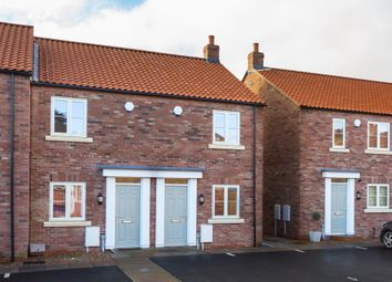 Thumbnail 2 bed end terrace house to rent in Joseph Hutchinson Place, Easingwold, York