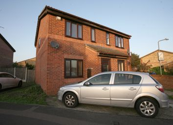 Thumbnail 2 bed semi-detached house to rent in Gibson Road, Dagenham