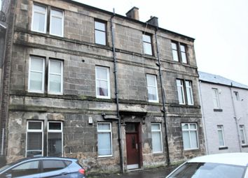 Thumbnail 1 bed flat to rent in Wallace Street, Paisley, Renfrewshire