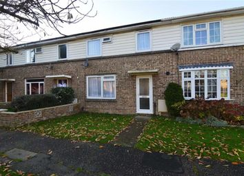 Thumbnail 3 bed terraced house for sale in Exeter Close, Basildon, Essex