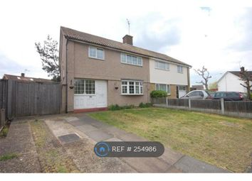 Thumbnail 4 bed semi-detached house to rent in The Fremnells, Basildon