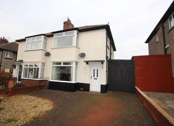 Thumbnail 3 bed semi-detached house for sale in Uldale Road, Carlisle