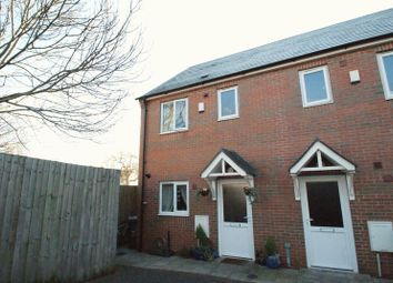 Thumbnail 2 bedroom semi-detached house to rent in Muriel Gardens, Bulwell, Nottingham