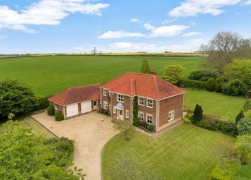 Thumbnail 4 bed detached house for sale in Church Fields, Pickworth, Sleaford