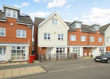 Thumbnail 4 bed end terrace house for sale in Daylesford Grove, Cippenham, Slough
